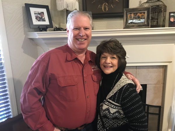 Roger & Jeanette Wilson - Owners of Suface Tech Nixa, MO